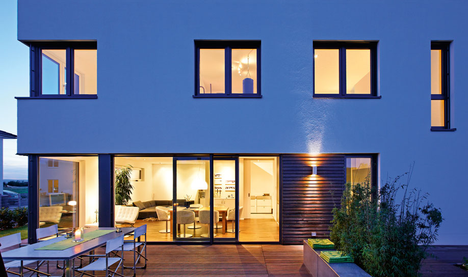 Moderne fenster  Moderne Fenster - Komfort und Sicherheit